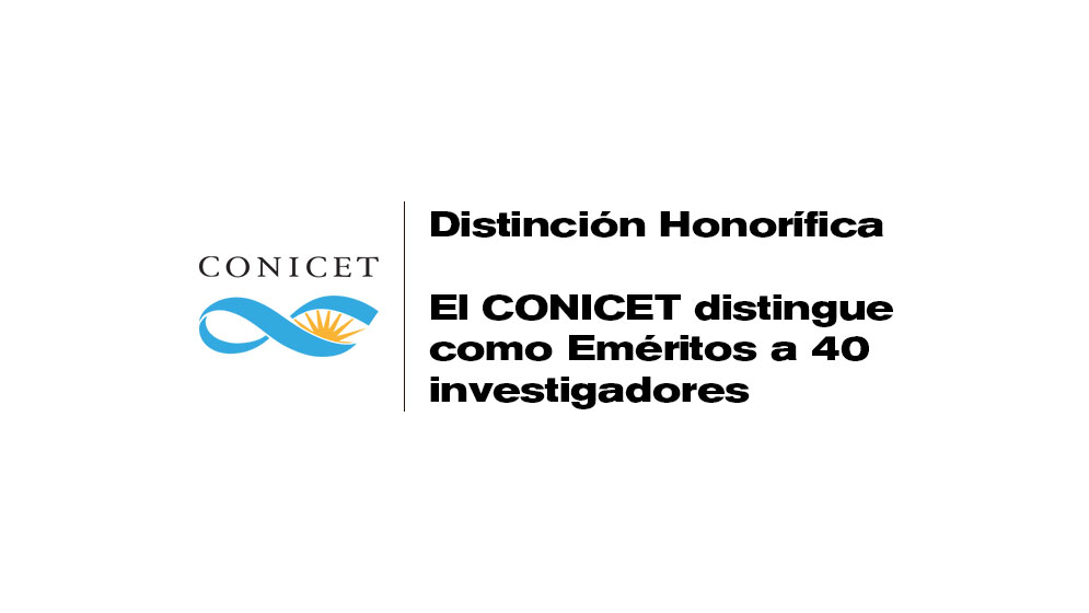 Eméritos-CONICET